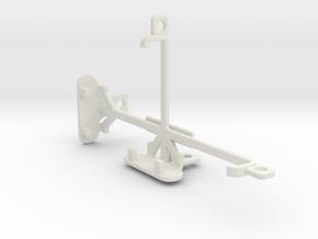 LG Spirit tripod & stabilizer mount in White Natural Versatile Plastic