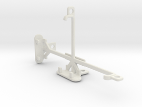 verykool s5001 Lotus tripod & stabilizer mount in White Natural Versatile Plastic