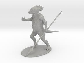 Troglodyte Miniature in Aluminum: 1:60.96