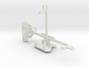 Vodafone Smart first 6 tripod & stabilizer mount in White Natural Versatile Plastic