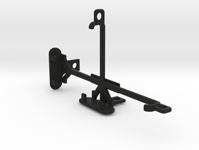 Xiaomi Redmi 3 Pro tripod & stabilizer mount in Black Natural Versatile Plastic