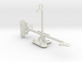 XOLO Prime tripod & stabilizer mount in White Natural Versatile Plastic