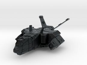 "Taiidan ""Kaark"" Attack Bomber in Black Hi-Def Acrylate"