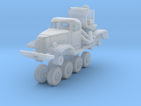 ZIL-157  in Frosted Ultra Detail: 1:160