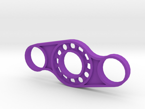Spinner 2a in Purple Strong & Flexible Polished