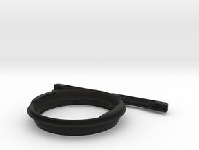Adapter Kit Pro M.Zuiko 7-14mm / Haida filter hold in Black Strong & Flexible