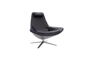 Metropolitan Armchair - Jeffrey Bernett in White Strong & Flexible: 1:12