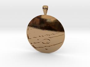 Jupiter in Polished Brass