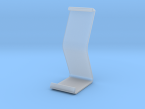 Ipad Stand V1 in Smooth Fine Detail Plastic