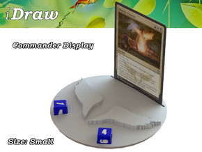 Commander Display Mardu in White Strong & Flexible: Small