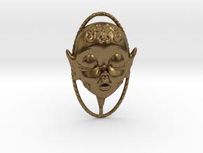 Skydoll Fae Parfume Pendant in Natural Bronze