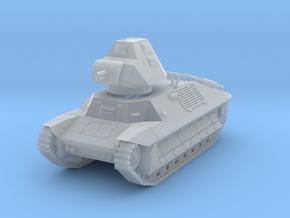 PV146C FCM 36 Light Tank (1/87) in Smooth Fine Detail Plastic