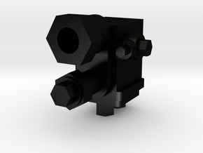 Pumpenupgrade IV in Matte Black Steel