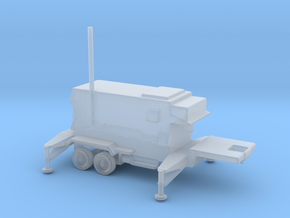 1/110 Scale Patriot Missile C2 Trailer in Frosted Ultra Detail
