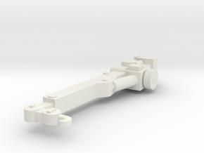 Crane 1-64 in White Strong & Flexible