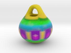 Multi-Colored ORNAMENT in Full Color Sandstone
