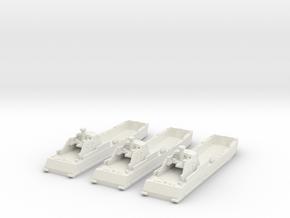 Serna-285-x3 in White Natural Versatile Plastic