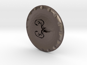 Golf Ball Marker House Greyjoy in Stainless Steel