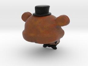 Custom Grizzly in Full Color Sandstone