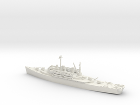 1/700 Scale USS Catskill in White Natural Versatile Plastic