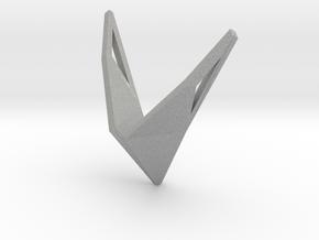 sWINGS Origami, Pendant in Aluminum