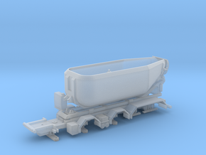 Mulde 5a MB in Smooth Fine Detail Plastic