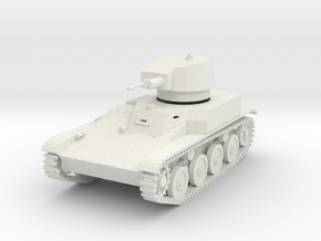 PV147A 4TP Light Tank (28mm) in White Strong & Flexible