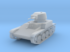 PV147C 4TP Light Tank (1/87) in Smooth Fine Detail Plastic