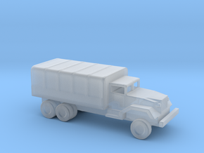 1/200 Scale M-54 Truck in Smooth Fine Detail Plastic