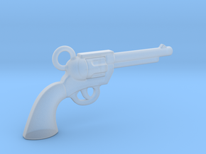 Gun 1611011612 in Smooth Fine Detail Plastic
