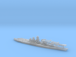 1/1250 IJN BB Yamato[1945] in Frosted Ultra Detail