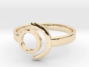 Ring 1 in 14K Yellow Gold