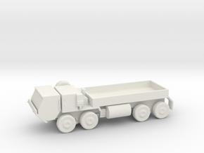 1/200 Scale HEMMT M-977 Truck in White Natural Versatile Plastic