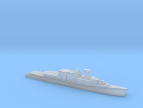 Annapolis-class DDH, 1/1800 in Smooth Fine Detail Plastic