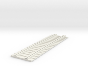 X-165-b2b-long-track-joiner-1a in White Natural Versatile Plastic
