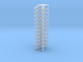 1/24 Lightbar Mounts in Smooth Fine Detail Plastic