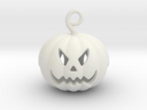 Pumpkin 1610251023 in White Natural Versatile Plastic