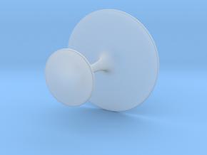 Miniature DOCKSTA Table - IKEA in Smooth Fine Detail Plastic: 1:48 - O