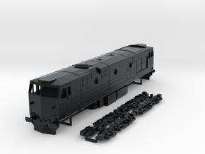 RenFe 1900 Class 1:87 Scale in Black Hi-Def Acrylate