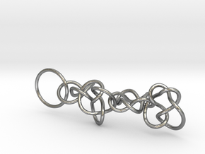 Chain1 in Natural Silver (Interlocking Parts)