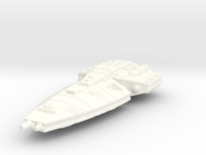 Hunter class in White Strong & Flexible Polished