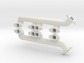 Myheader-rc4x4 in White Natural Versatile Plastic
