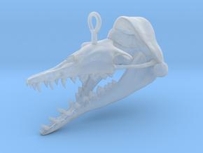 Basilosaurus cetoides Christmas in Smooth Fine Detail Plastic