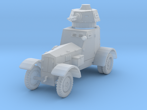 PV148C wz34 Armored Car (1/87) in Smooth Fine Detail Plastic