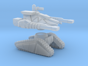 DRONE FORCE - Multi Role Light Tank in Smooth Fine Detail Plastic