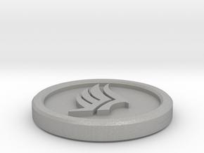 Paragade Coin in Aluminum