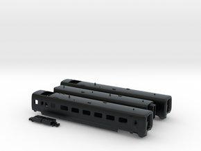 DSB IC3 N [3x body + details] in Black Hi-Def Acrylate