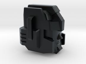 Thundering Blades' Head WFC in Black Hi-Def Acrylate