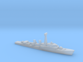 Tribal-class frigate, 1/1800 in Smooth Fine Detail Plastic