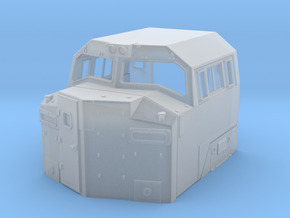 SD70ace-BB Cab 1:160 in Smooth Fine Detail Plastic